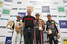 Formel 3 EM - Bilder: Red Bull Ring - 25. - 27. Lauf