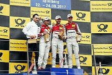 DTM 2017: Audi nach zwei Dreifachsiegen mit besten Titelchancen