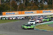 ADAC GT Masters: Lamborghini-Duo Ineichen/Engelhart holt Sieg