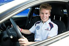 ADAC TCR Germany: Rookie-Champ Luca Engstler im Portrait
