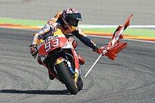 MotoGP-Strecke in Aragon benennt Kurve nach Marc Marquez