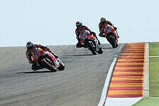 MotoGP-Analyse Aragon: Marquez und Pedrosa mit längstem Atem