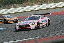 ADAC GT Masters: Keine Punkte für Stefan Mücke bei Saisonfinale