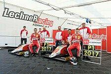 Lechner Racing gewinnt mit Mick Wishofer den Rookie-Titel 2017