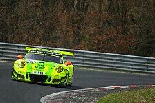 Spannende Schlussphase beim VLN-Auftakt: Porsche dominant