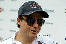 Formel 1: Felipe Massa und Williams trennen sich nach 2017