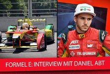 Formel E: Daniel Abt jetzt sogar Audi-Werksfahrer