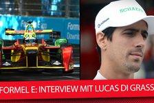 Formel E - Video: Lucas di Grassi: Warum Roborace den Motorsport nie ersetzen wird