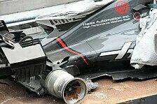 Formel 1 Gullydeckel-Crash in Malaysia: Streckenumbau schuld?