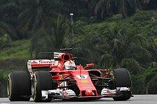 Sebastian Vettel murrt: Malaysia-Rekord, aber offene Fragen