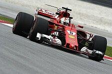 Formel 1 Malaysia Trainingsanalyse: Ferrari düpiert Mercedes