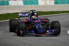 Formel 1 Austin ohne Pierre Gasly? Toro Rosso in der Zwickmühle