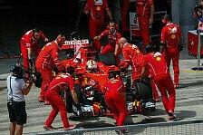 Vettel: Turbo-Katastrophe, letzter Startplatz in Malaysia 2017
