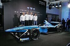 Formel E - Bilder: Formel E: Neuer Renault e.dams für 2017/18