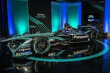 Formel E - Bilder: Formel E: Jaguars neue Raubkatze