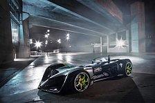 Roborace in der Formel E: Alternative Zukunft des Motorsports