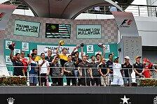 Formel 1 Malaysia 2017 Live-Ticker: Verstappen mit zweitem Sieg