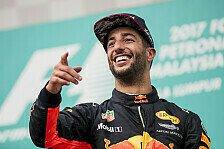 Daniel Ricciardo: Red Bull Pilot zukünftiger Formel-1-Champion?