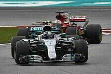 Bottas: Hamilton macht im Mercedes einen besseren Job