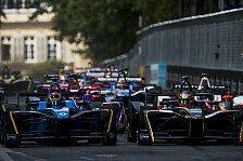 Formel E: Fahrer und Teams 2017/18