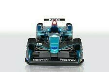 Formel E - Bilder: Formel E: NIO zeigt sein neues Auto für 2017/18