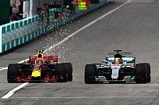 Formel 1 plant TV-Revolution: Vorhersage für Überholmanöver
