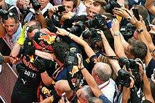 Formel 1 - Bilderserie: Malaysia GP - Pressestimmen: Verstappen radiert alle aus