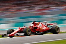 Formel 1 Rennanalyse Malaysia 2017: So lief Vettels Aufholjagd