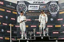 Sieg für Dennis Marschall bei Rennpremiere im neuen BMW M4 GT4