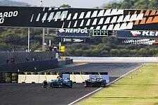 Formel E Testfahrten: Schikane sorgt für Unfälle und Ärger