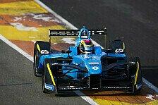 Formel E Testfahrten: Buemi mit Bestzeit am Dienstag