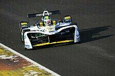 Formel E 2017/18: Di Grassi rechnet stark mit Renault, Mahindra