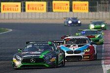 Super Abschluss für Dominik Baumann in der Blancpain GT Series