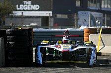 Formel E Testfahrten: Daniel Abt knapp an Spitze vorbei