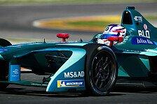 Formel E: BMW-Fahrer Tom Blomqvist komplettiert Starterfeld