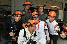 McLaren in Japan: Vollgas für erste Suzuka-Punkte mit Honda