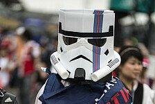 Formel 1 - Bilder: Japan GP - Die verrücktesten Fans in Suzuka