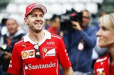 Sebastian Vettel: In Suzuka muss Ferrari F1-Siegesserie starten