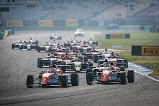 ADAC Formel 4 2017: Saisonbilanz in Zahlen und Fakten