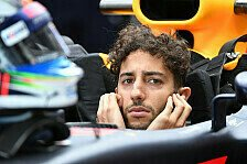 Red-Bull-Abschied? Daniel Ricciardos Zukunft 2018 am Scheideweg