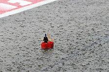 Formel 1 Japan: Regen-Wetter! Boot-Action statt Suzuka-Training