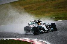 Formel 1 Japan 2018 - Wetter: Im Rennen Hitze statt Regen?