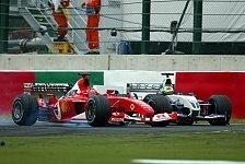 Geschichte Japan GP: Michael Schumachers härtestes WM-Finale