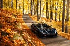 Koenigsegg pulverisiert Bugatti-Rekord über 0 - 400 - 0 km/h