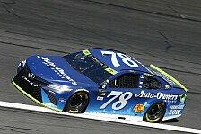 NASCAR Charlotte: Sechster Sieg für Martin Truex Junior