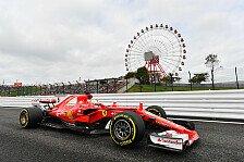 Formel 1 Japan Favoritencheck: Vettels letzte Hitze-Hoffnung