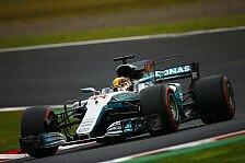 Formel 1 Japan 2017 Ticker: Hamilton-Pole, Palmer-Rausschmiss