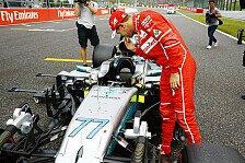 Formel 1 Japan 2017: Vettel erklärt Qualifying-Schlappe