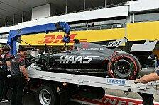 Grosjean über Unfall bei Formel 1 in Japan: Verstehe es nicht