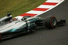 Lewis Hamilton besiegt den Japan-Fluch: Erste Pole in Suzuka